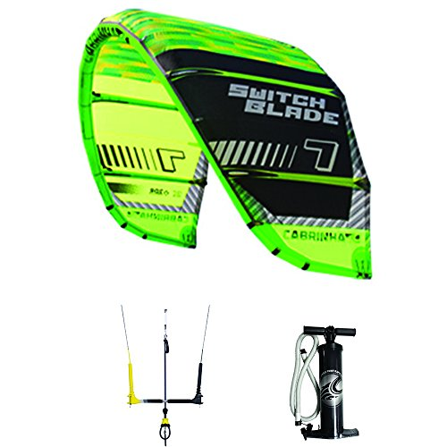 Cabrinha Switchblade - Cabrinha 2016 Switchblade Starter Package (4 Meter) (Color 2) with 2018 1X w/Trimlite