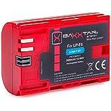 Bundlestar BAXXTAR PRO-ENERGY - Batteria di qualità per Canon LP-E6 con Infochip, sistema intelligente, nuovissima generazione, per Canon EOS 80D 70D 60D 60Da 7D 6D 5D Mark II III
