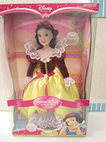 Baby Snow White Doll (Brass Key Keepsakes Celebrating 25 Years Snow White Porcelain Doll)