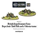 british tank - Early War British Anti-tank Rifle Team Miniatures