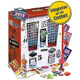 Nostalgie Adventskalender – Für Kinder aus den 80er, 90er und 2000er!