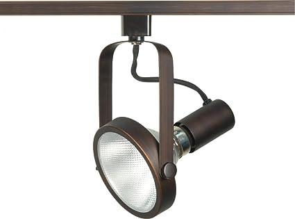 nuvo track lighting nickel nuvo lighting th348 gimbal ring track heads amazoncom
