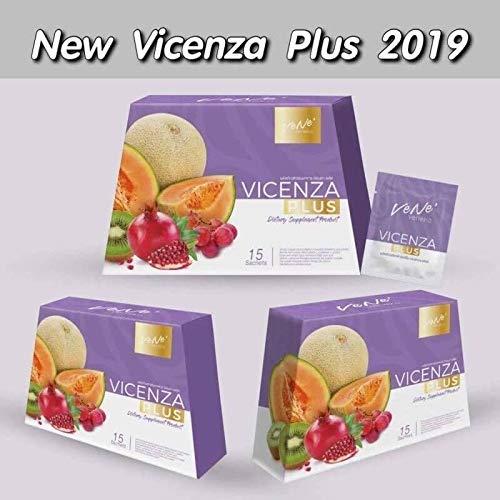 Vene veneka Vicenza Stemcell Plus Glutathione Collagen Whiten Anti-Aging Skin Drinking Mix