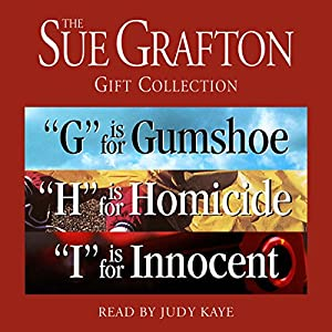 Sue Grafton GHI Gift Collection Hörbuch