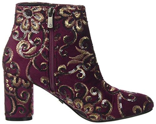 Primadonna Damen 102196401vd Kurzschaft Stiefel Rot (Bolred)