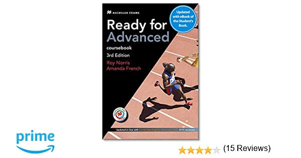 READY FOR ADV Sb -Key eBook Pk 3rd Ed Ready for 3rd Edit: Amazon ...