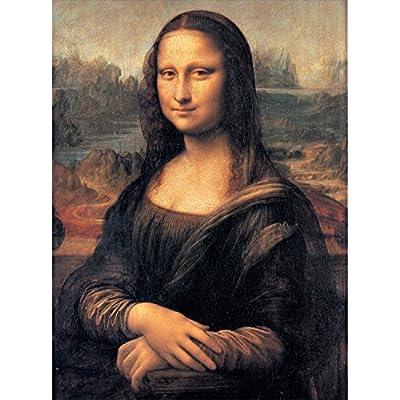 Clementoni Leonardo DaVinci Mona Lisa Puzzle (500-Piece): Toys & Games