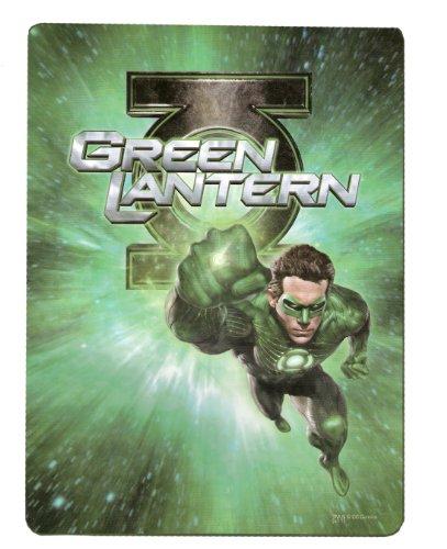 Green Lantern Twin Luxury Plush Blanket (Blanket Lantern Green)