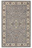 Constantine Area Rug, 7'9″ ROUND, LT. GREY BEIGE Review