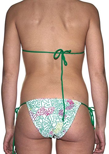 Bikini Reef Kelly Verde