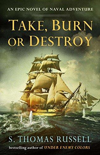Take, Burn or Destroy (A Charles Hayden Novel)