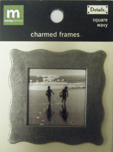 Making Memories Charmed Frames Square Wavy