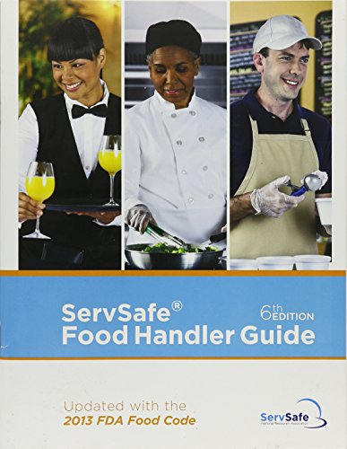 Servsafe Food Handler Guide    Update   Single Copy