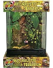 Zoo Med Terrarium Naturaliste pour Reptile/Amphibien 30 x 30 x 45 cm