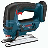 Bosch JSH180B Bare Tool 18-Volt Li-Ion Jig Saw - Best Reviews Guide