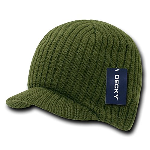 - DECKY Campus Jeep Cap, Olive