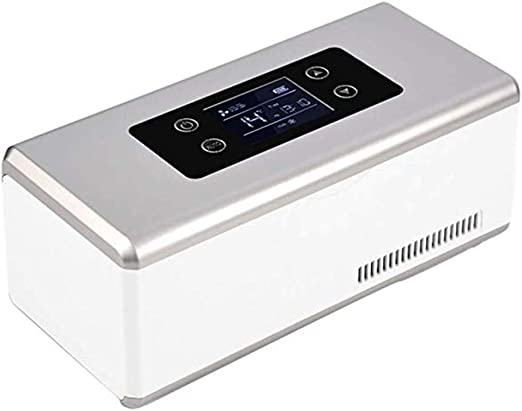 Nevera Coche portatil Mini frigorífico Nevera eléctrica fría y ...