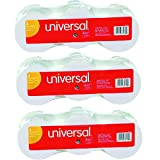#9: Universal 35720 Adding Machine/Calculator Roll, 16 lb, 1/2 Core, 2-1/4 x 150 ft, White (Pack of 9)