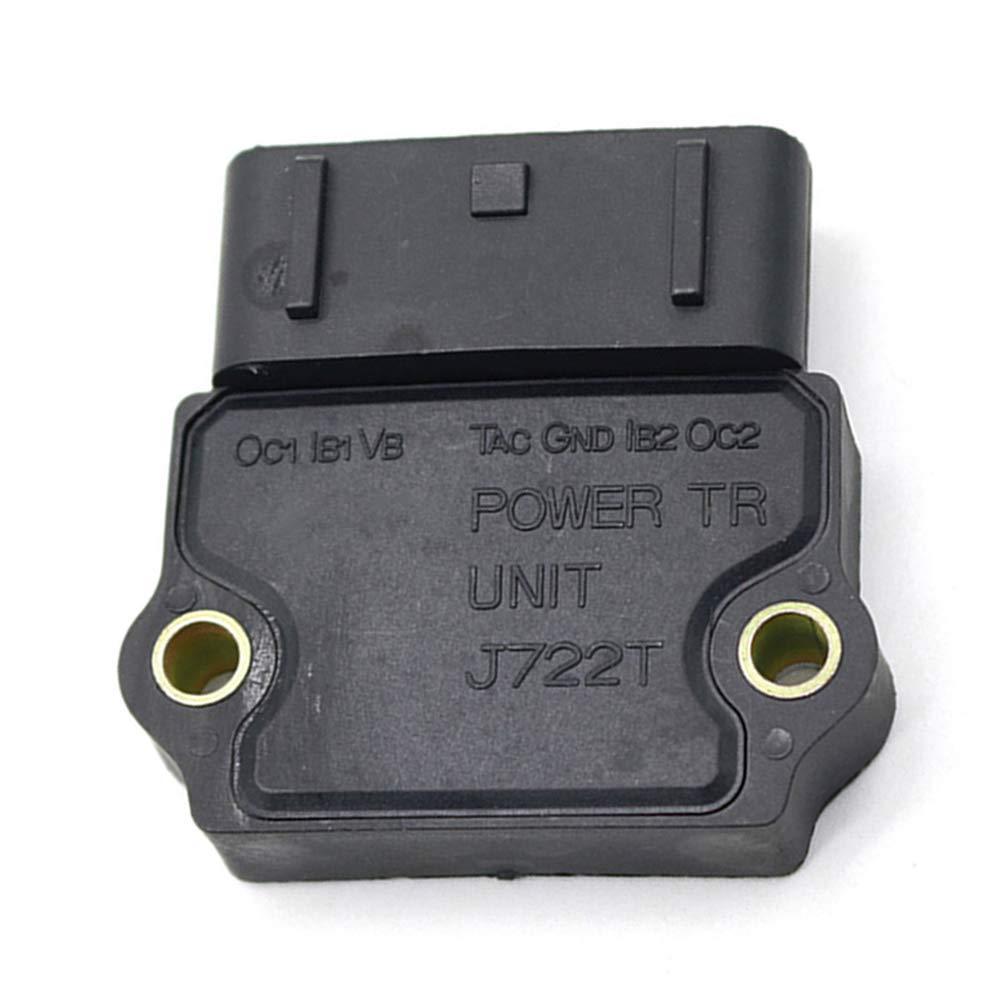 Syuda Ignition Coil Control Module for Mitsubishi Eagle Dodge Plymouth J722T MD189747 MD149768