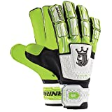 Brine King 3X Goalie Gloves (Lime Green, 11)