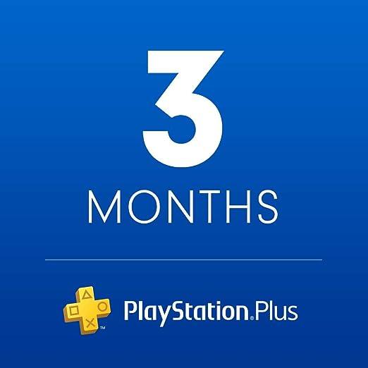 Amazon Com Playstation Plus 1 Month Membership Digital Code