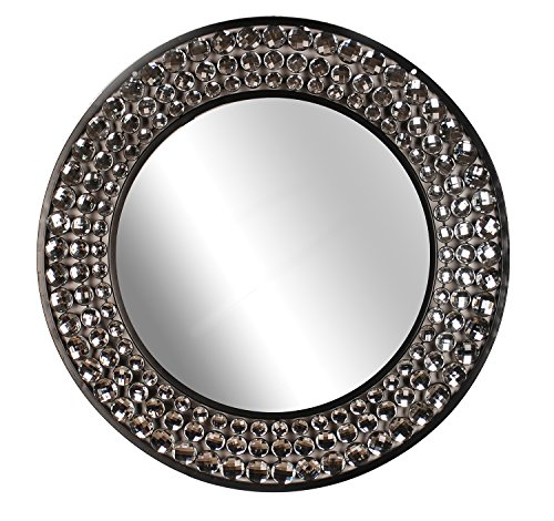 - Home Source Wall Jeweled Mirror
