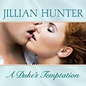 A Duke's Temptation: Bridal Pleasures, Book 1 | Jillian Hunter