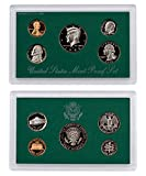 1996 Clad U.S. Mint-Proof Sets Mixed Dollar GEM Proof Uncertified