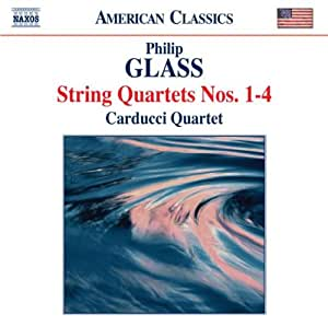 Glass: String Quartets, Nos. 1-4
