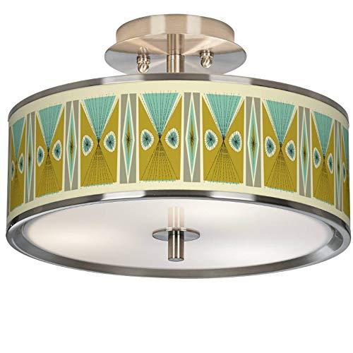 Amazon.com: Vernaculis III Giclee Glow - Lámpara de techo de ...