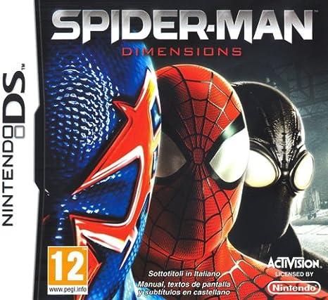 Spiderman Shattered Dimensions [Importación italiana]: Amazon.es: Videojuegos