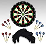 Linkvisions Sisal/Bristle Dartboard with