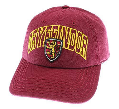 Harry Potter Snapback Hat House Crest Adjustable Caps - 4