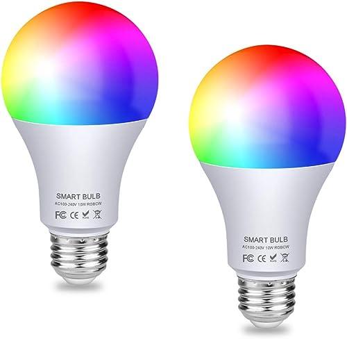 Aigital Color Bulb Alexa Smart Bulb