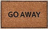 Ninamar Door Mat Go Away Natural Coir – 75 cm x 44 cm