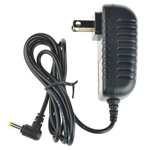 PK-Power AC Adapter Rapid Charger for Sylvania Portable Dvd Player Power Supply Cord