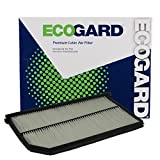 ECOGARD XC35498 Premium Cabin Air Filter Fits Lincoln LS/Ford Thunderbird/Jaguar S-Type