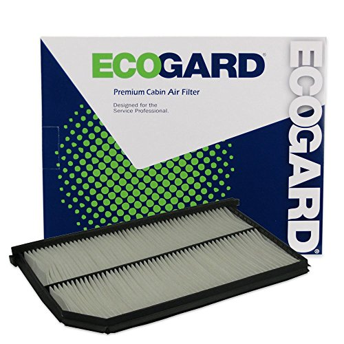 Ford Thunderbird Air Cleaner (ECOGARD XC35498 Premium Cabin Air Filter Fits Lincoln LS / Ford Thunderbird / Jaguar S-Type)