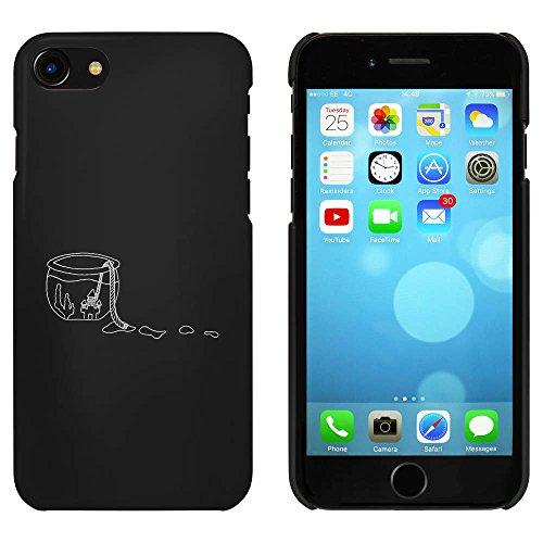 Noir 'Évasion de Poissons' étui / housse pour iPhone 7 (MC00056785)