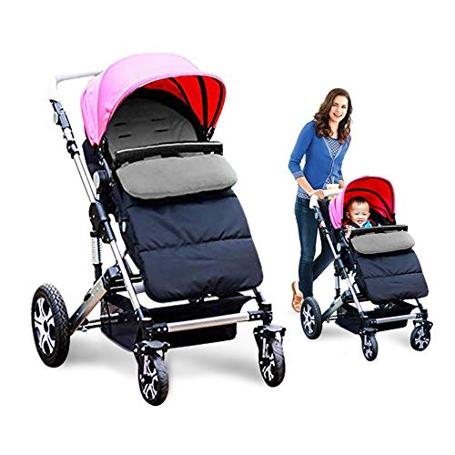 Top 10 Best Sellers In Baby Stroller Bunting Bags March 2019