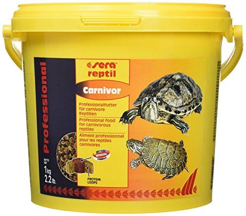 Sera 1823 Reptile Professional Carnivore 2.2 lb. 3.800 ml Pet Food, One Size