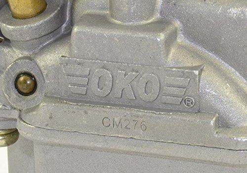 Carburador OKO 28 mm.
