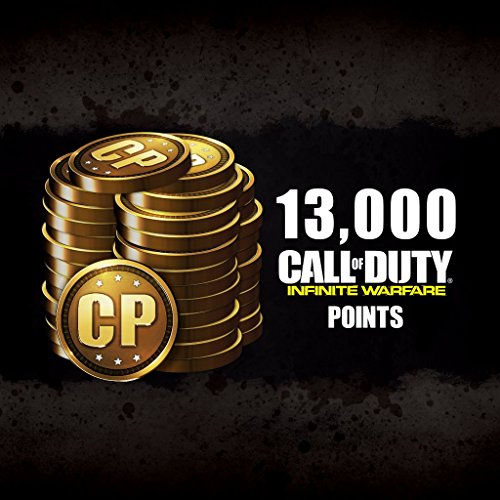 13,000 Call of Duty: Infinite Warfare Points - PS4 [Digital Code] by Activision