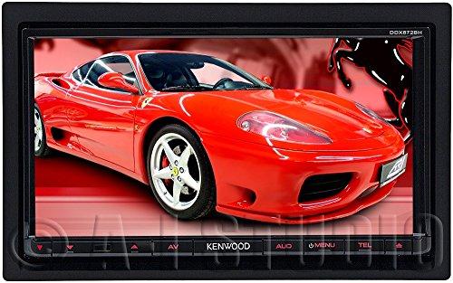 "Kenwood - 6.95"" - Cd/dvd - Built-in Bluetooth - Built-in Hd"