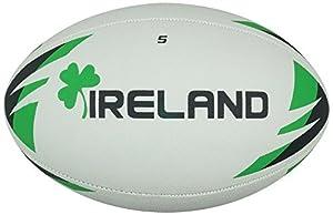 Präzision Irland Rugby Ball Größe 5