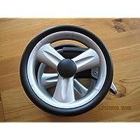 PEG PEREGO doble rueda delantera negro para pliko