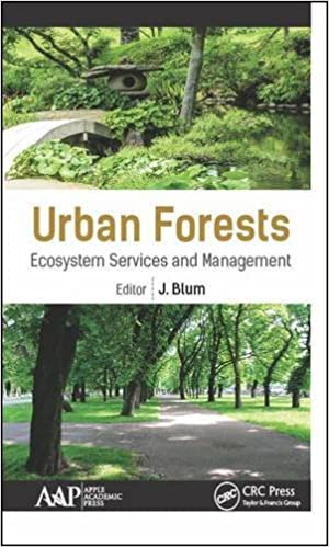 Urban Forests: Ecosystem Services and Management