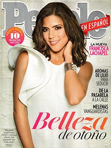 People en Espanol Magazine Septiember 2016 | Zoe en La Habana, Francisca LaChapel