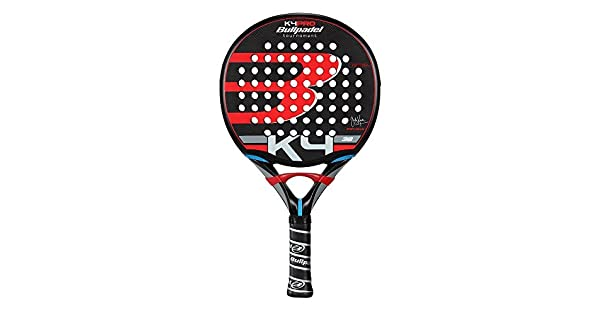 Amazon.com: Bullpadel K4Pro 16-Mens Padel Tennis Racquet by ...