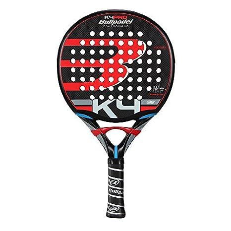 Amazon.com: Bullpadel K4Pro 16-Mens Padel Tennis Racquet by ...
